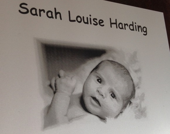 Engraved Photograph Plaques